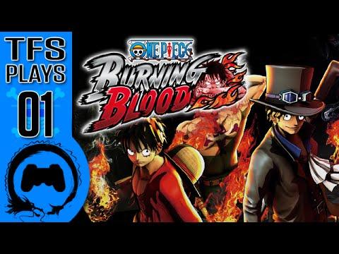 One Piece: Burning Blood – TFSPlays