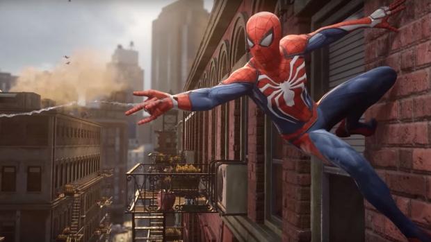 E3 2016 –Spiderman
