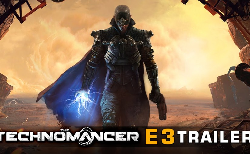The Technomancer – E3 Trailer