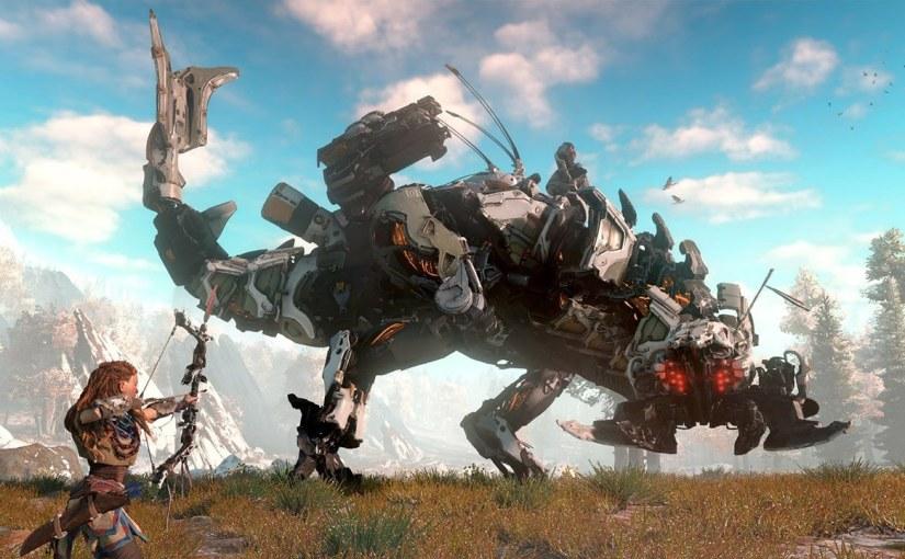 E3 2016 – Horizon Zero Dawn GameplayTrailer