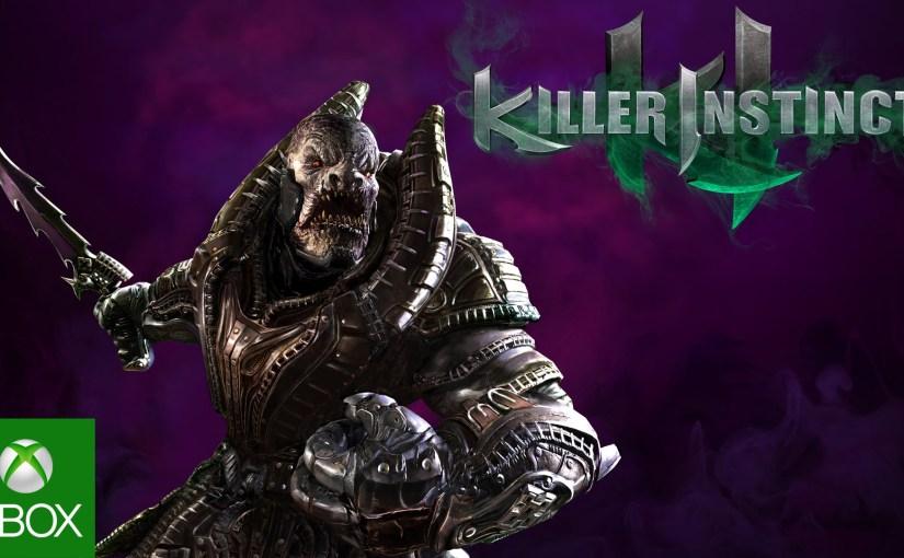 E3 2016 – Killer Instinct General RAAMtrailer