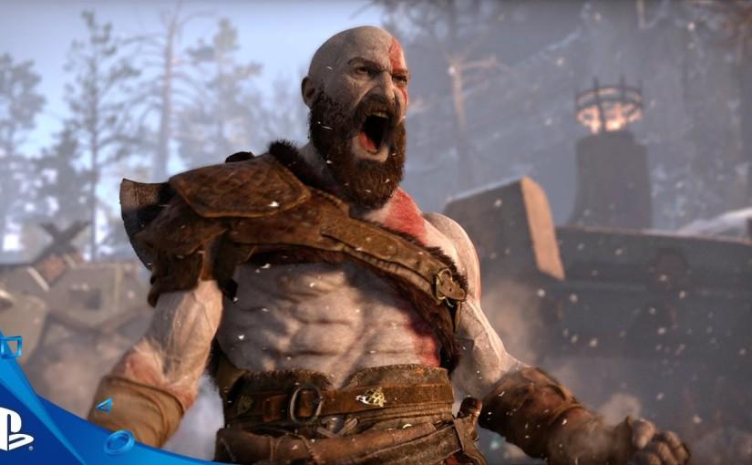 E3 2016 – God of War GameplayTrailer