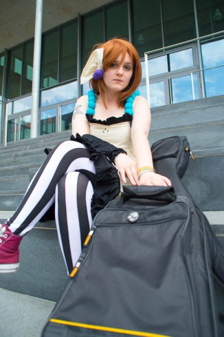 Nekomi Cosplay Yui Don't Say Lazy Photo Sam van Maris Geeks Life Luxembourg--41