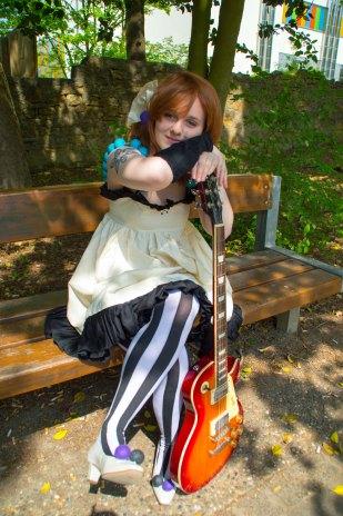 Nekomi Cosplay Yui Don't Say Lazy Photo Sam van Maris Geeks Life Luxembourg--9
