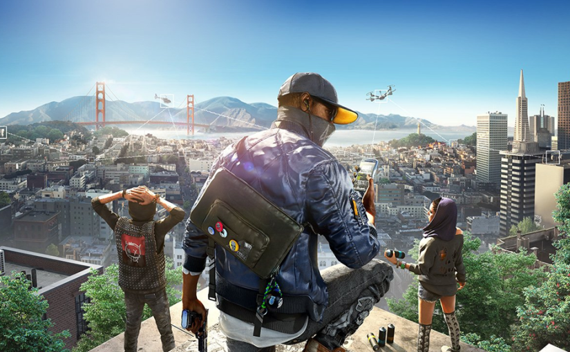 E3 2016 – Watch Dogs 2 Gameplay Trailer