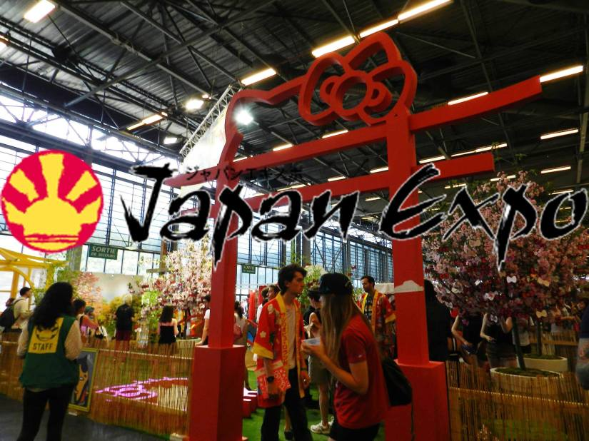 Japan Expo 2016 – Around the Con Part2
