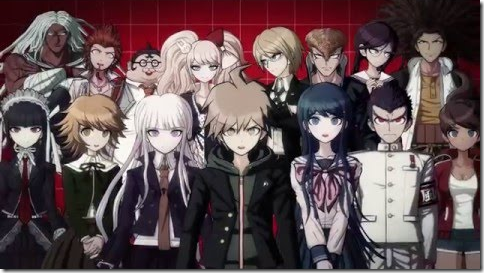 New Trailer for the Danganronpa 3 Anime