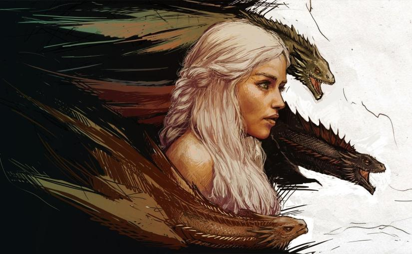 GAME OF THRONES DAENERYS SONG – Mother Of Flame by Miracle Of Sound ft. Sharm