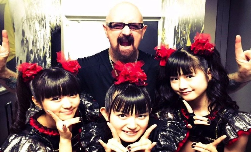 Babymetal & Rob Halford – Painkiller, Breaking The Law
