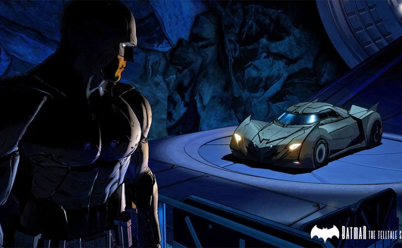 Batman The Telltale SeriesTrailer