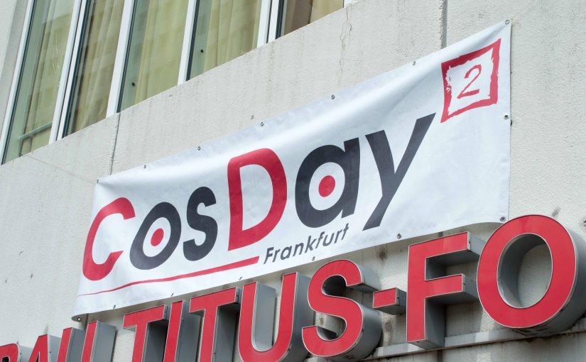 CosDay² 2016 – Around theCon