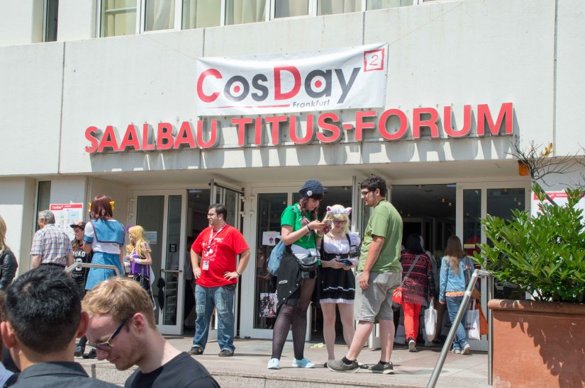 CosDay² 2016 – Review