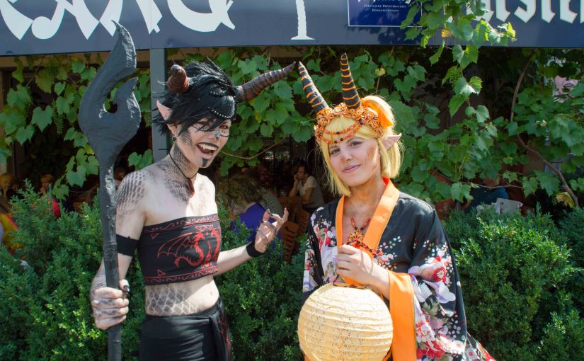 CosDay² 2016 – Cosplay Part1