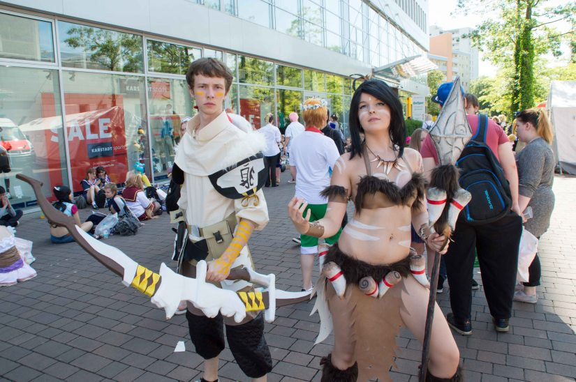 CosDay² 2016 – Cosplay Part 2