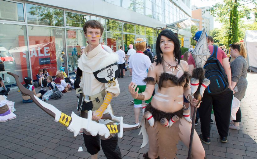 CosDay² 2016 – Cosplay Part2