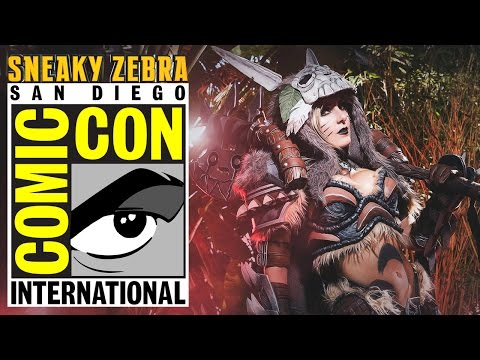 Comic Con (SDCC) – The Cosplay Music Video 2016
