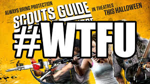Scout's Guide Movie Review Flagged? Where's the Fair Use?#WTFU