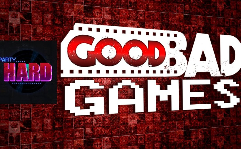Party Hard – Good Bad GamesRecommendations