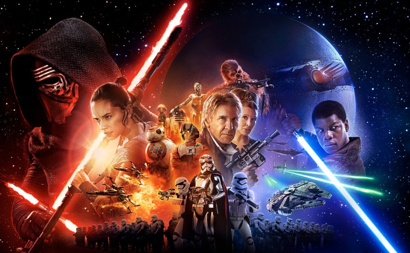 Star Wars The Force Awakens – Movie Review (spoiler free)
