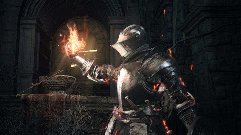 Dark Souls III DLC Ashes of Ariandel Set forOctober
