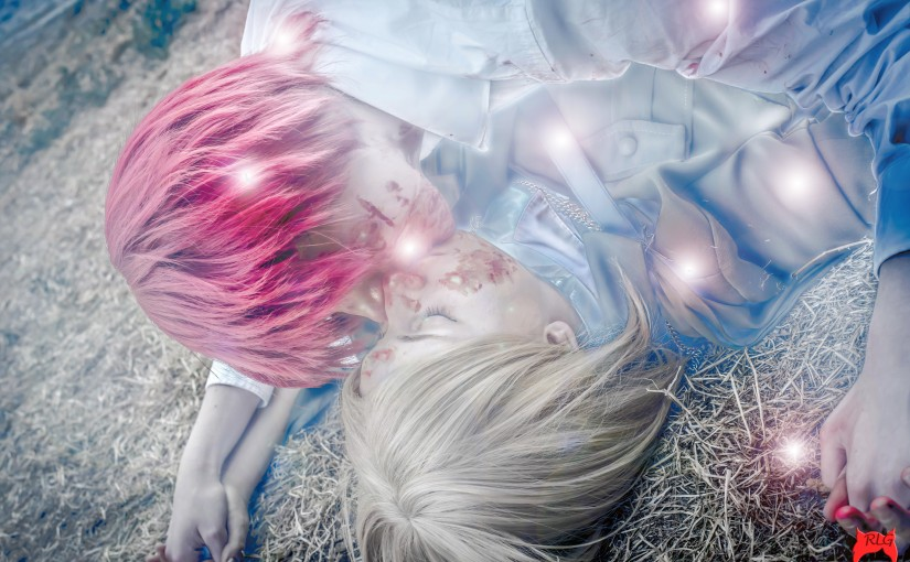 Magical Love Yaoi Scene