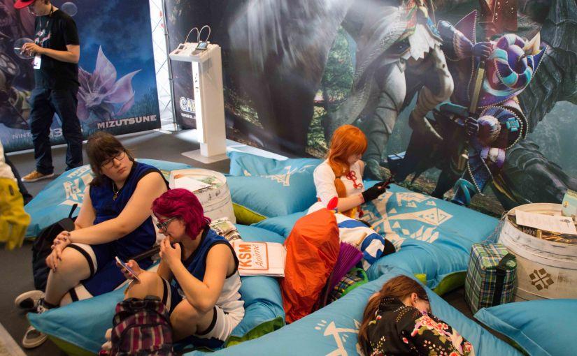 Animagic 2016 –Gaming