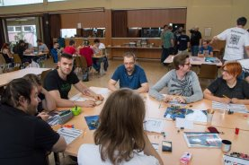 Board Game Café 2016 Photo Sam van Maris Geeks Life Luxembourg-0010