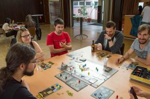 Board Game Café 2016 Photo Sam van Maris Geeks Life Luxembourg-0036