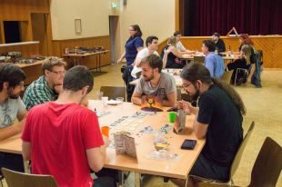 Board Game Café 2016 Photo Sam van Maris Geeks Life Luxembourg-0097