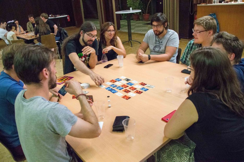 Board Game Café 2016 Photo Sam van Maris Geeks Life Luxembourg-0135