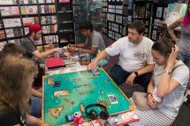 Boardgame Day at the Inked Geeks August 2016 Photo Sam van Maris Geeks Life Luxembourg-0568