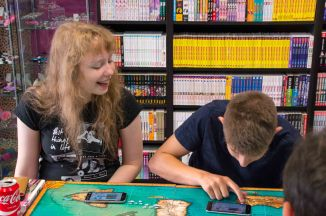Boardgame Day at the Inked Geeks August 2016 Photo Sam van Maris Geeks Life Luxembourg-0580