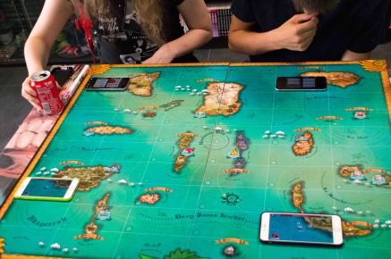 Boardgame Day at the Inked Geeks August 2016 Photo Sam van Maris Geeks Life Luxembourg-0591