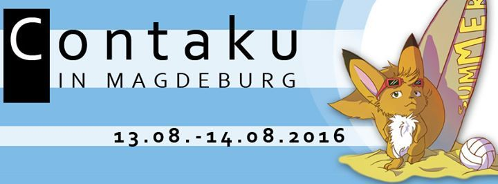 Contaku 2016 inMagdeburg