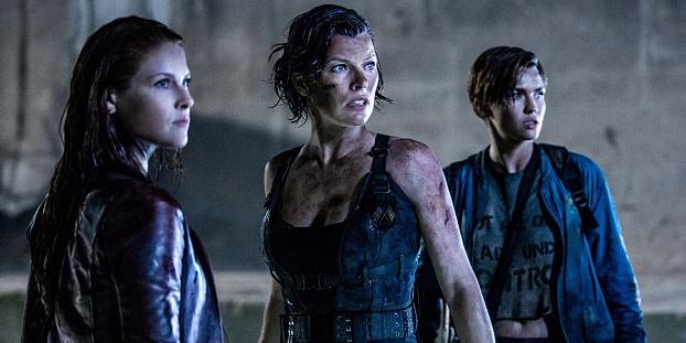 Resident Evil: The Final Chapter – Official TeaserTrailer
