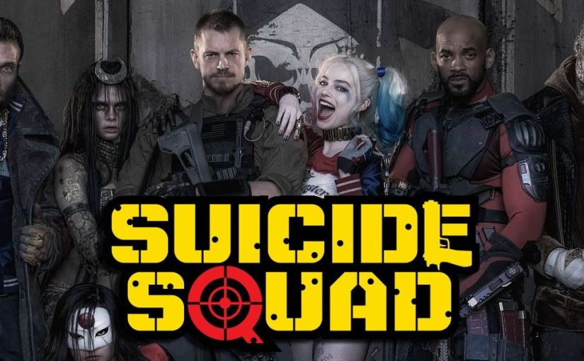 Suicide Squad – Movie Review