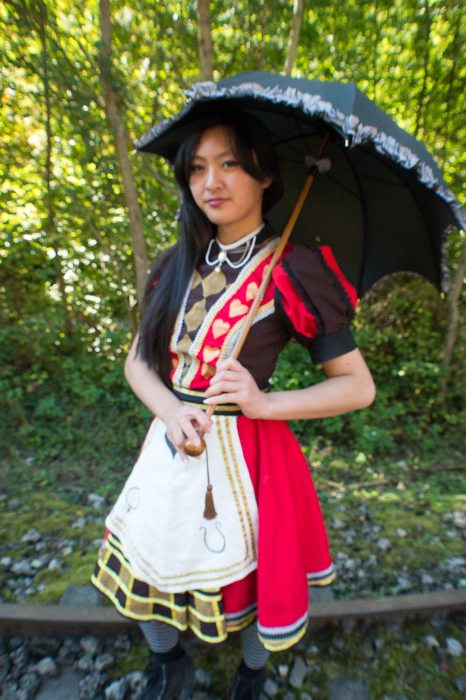 Steampunk Queen Of Hearts Geeks Life Luxembourg