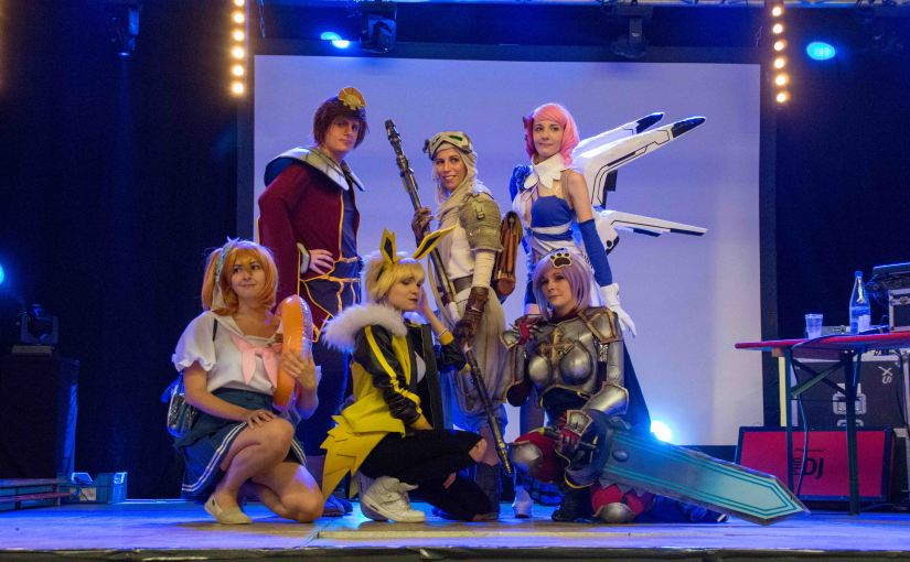 Back to Retro 2 – Cosplay ContestWinners