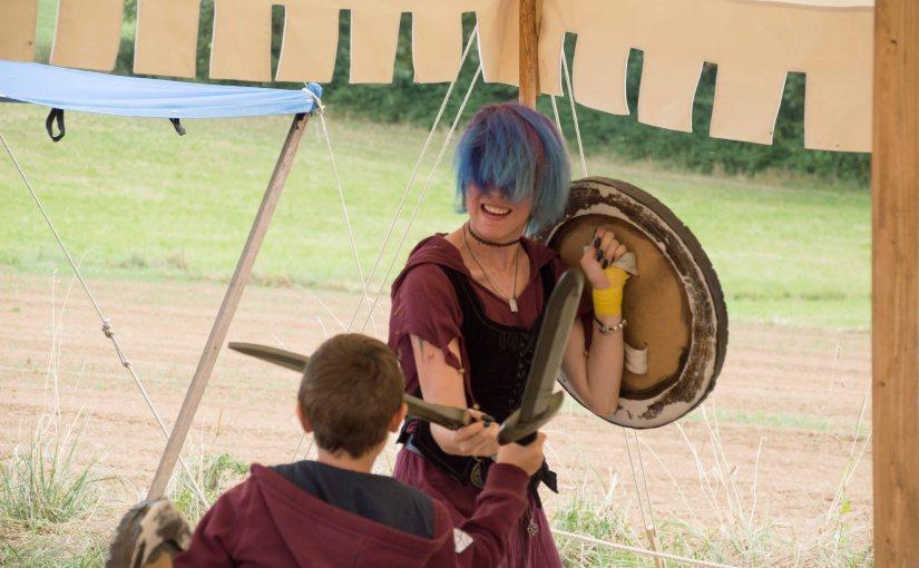 15. Butschebuerger Buergfest – Kids' MedievalTournament