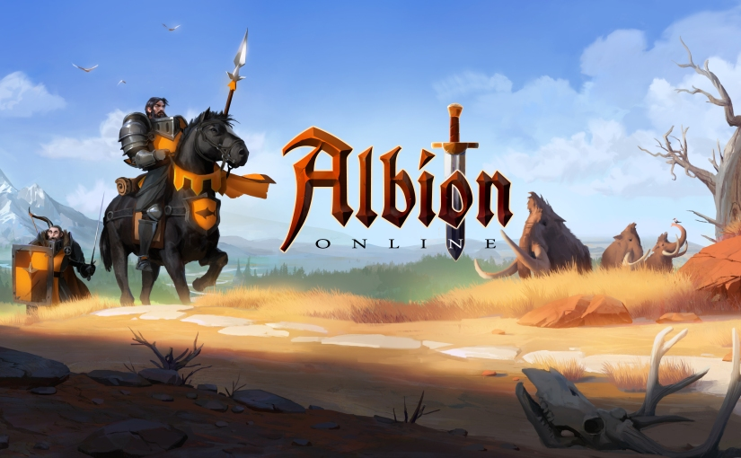 Gamescom 2016 – Interview about Albion-Online