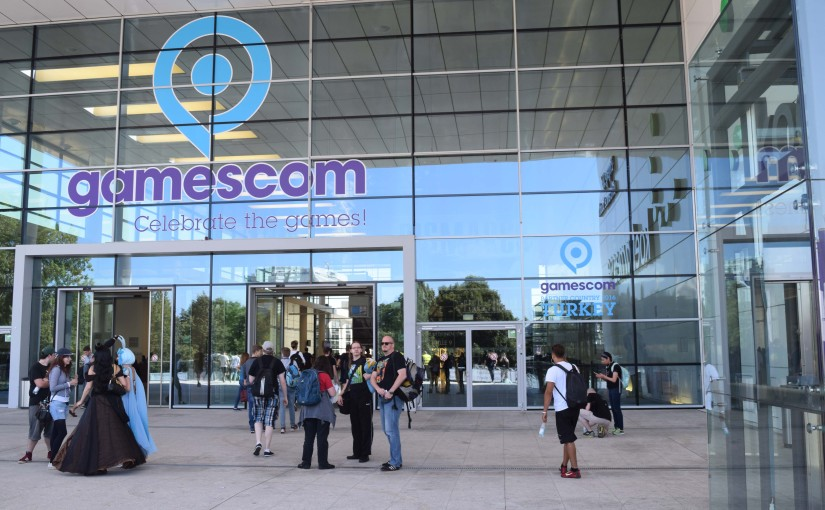 Gamescom 2016 – Around the Gamescom – Part 1