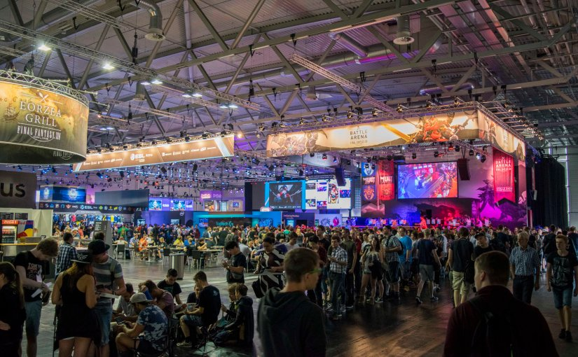 Gamescom 2016 – Around the Gamescom – Part 2