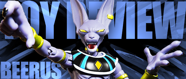 S.H. Figuarts: Beerus Review