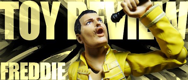 S.H. Figuarts: Freddie MercuryReview