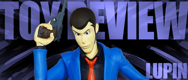 S.H. Figuarts: Lupin the 3rd Review