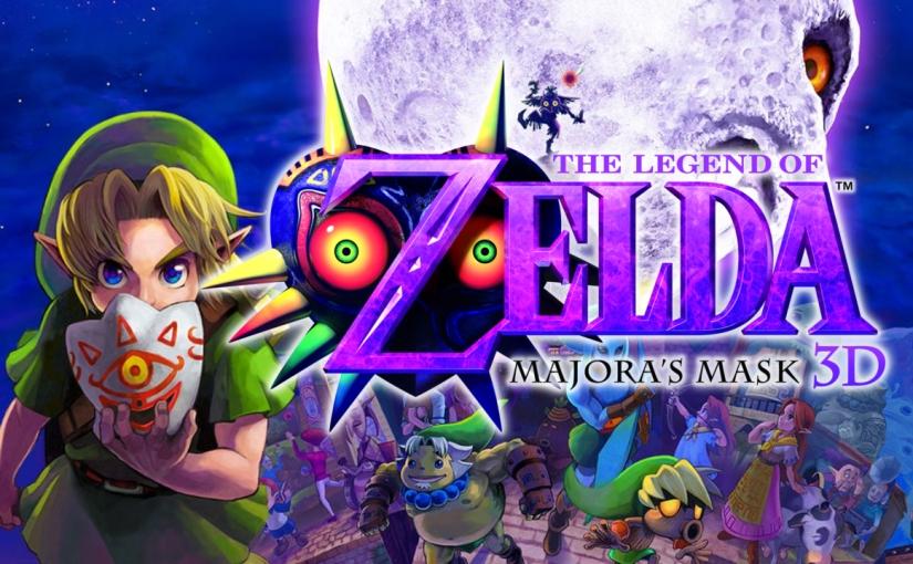 The Legend of Zelda Majora's Mask 3D – BlackStar