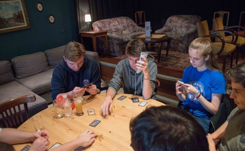Social Gaming Luxembourg Night 22 Sep2016