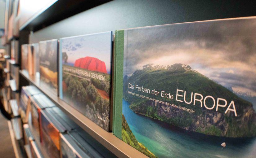 Frankfurter Buchmesse 2016 – Shops Part2