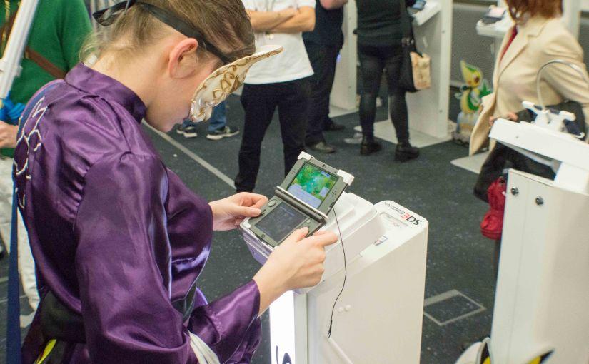 Frankfurter Buchmesse 2016 –Gaming