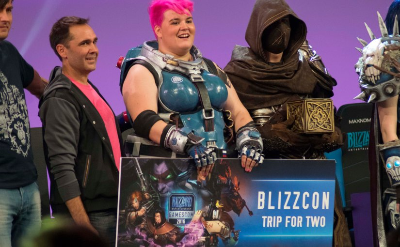 Gamescom 2016 – Blizzard Cosplay Contest
